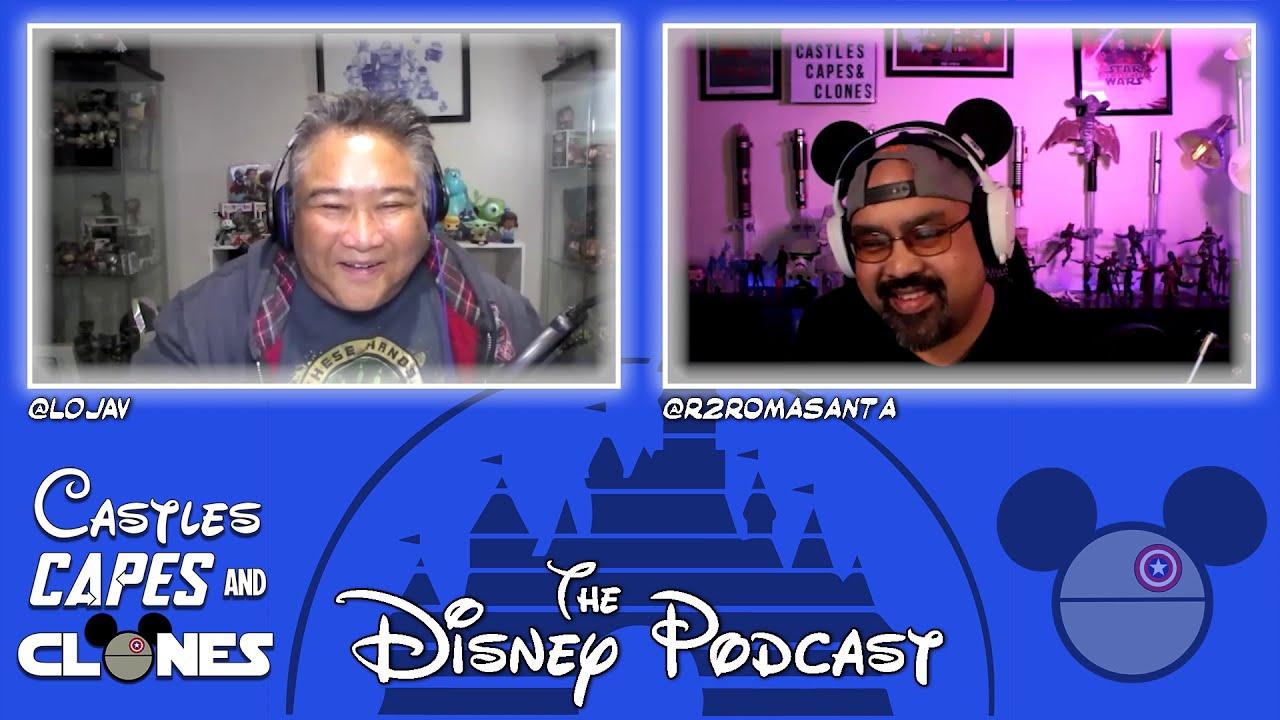 Blue Sky Studios Closing, an Upcoming DCA Event, and more Disney News   CCC Disney Podcast Ep #03