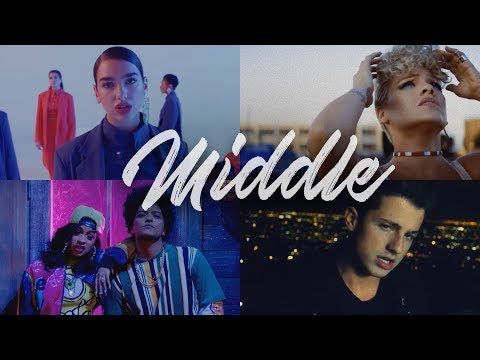 The Middle (The Megamix) - New Music 2018 - AGrande · JBieber & More - (T10MO)