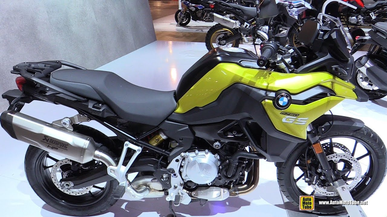 2018 bmw f750 gs walkaround 2017 eicma milan. Black Bedroom Furniture Sets. Home Design Ideas