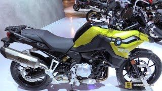 2018 BMW F750 GS - Walkaround - 2017 EICMA Milan Motorcycle Exhibition