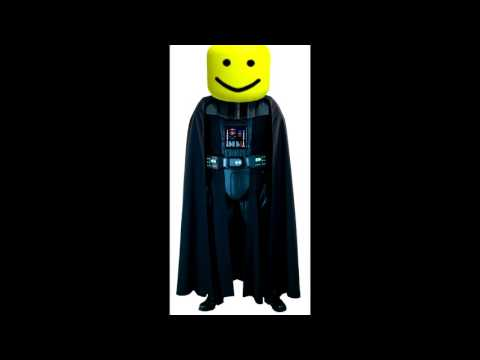 Darth Vader theme song but with roblox death sound
