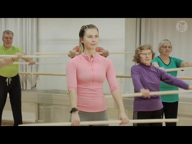 Liikettä niveliin-Keppijumppa: Harjoitteet