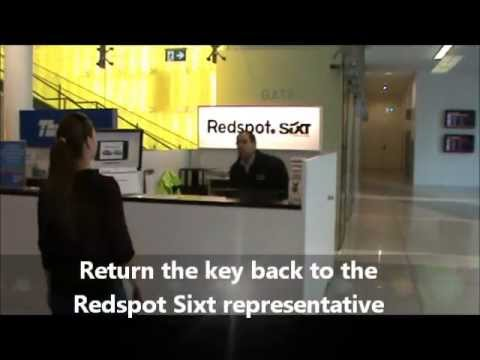How To Return A Car To Canberra Airport | Redspot