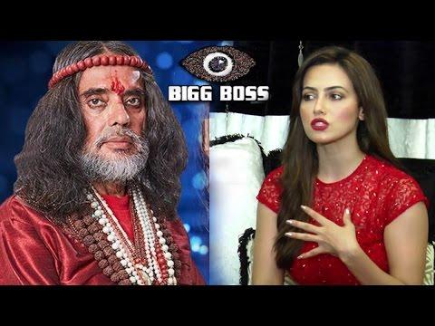 Sana Khan's BEST Comment On Om Swami Baba...