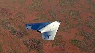 Londres présente son drone de combat