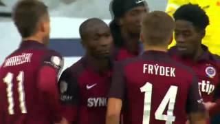 Příbram vs. Sparta Praha  0 - 4 All Goals ( Czech Liga - 18 October 2015)