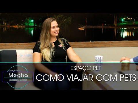 Viagem Com Cães E Gatos | Dra. Luciana Fonseca | Pgm 647 | B5