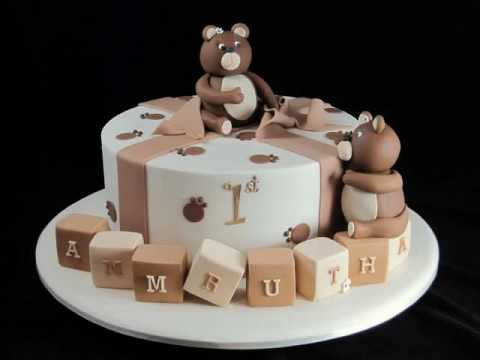Cake Designs By Jackie Brown : More decorated birthday, wedding, cupcakes and christening ...