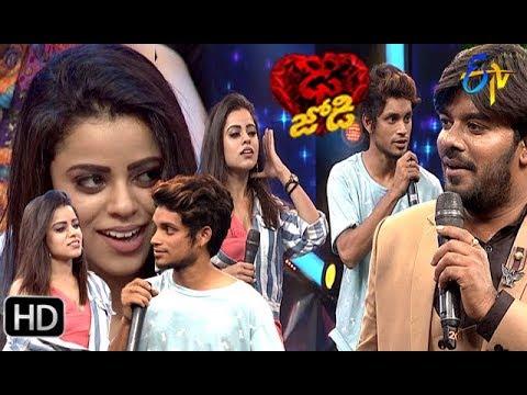Pandu | Phalguni | Funny Joke | Dhee Jodi | Grand Finale | 11th September 2019 | ETV Telugu