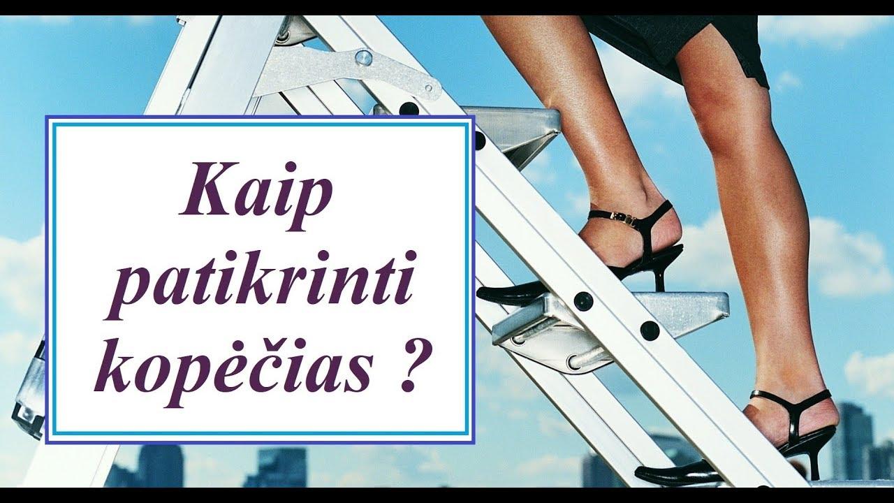 Numesti svorio judrumo kopėčiomis Lieknėjimo kojų raumenys