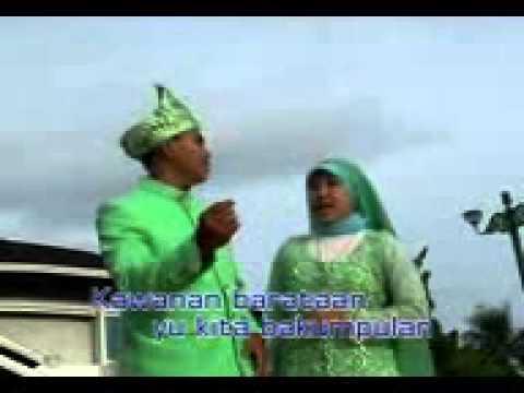 Lagu banjar PANGANTIN BATATAI.3gp