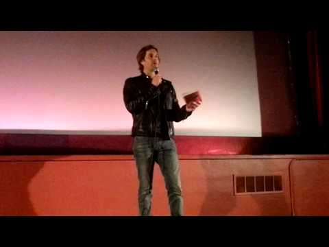 Download Youtube: A Night with Greg Sestero at Cinema 21