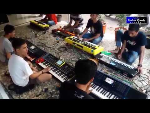 Latihan Dangdut Banyu Langit, Keyboardiz Pati