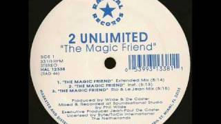2 unlimited - The Magic Friend (Rio & Le Jean Remix) Ray and Anita