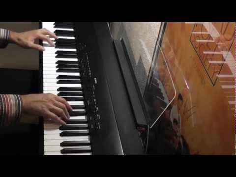 Mylène Farmer - Ainsi Soit Je - Piano Cover (HD)