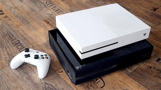 Xbox One S: Unboxing & Vergleich! - felixba