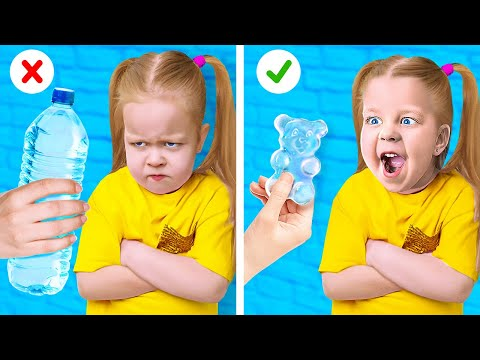 Is It Hard To Be a PARENT? SMART HACKS FROM CRAFTY MOMS