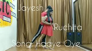 Haaye Oye| Easy dance choreography