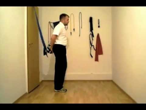 Merveilleux Suspension Trainer Exercise Training Equipment Strap Door Frame Fitness