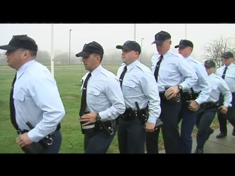 22News inside the State Police Academy