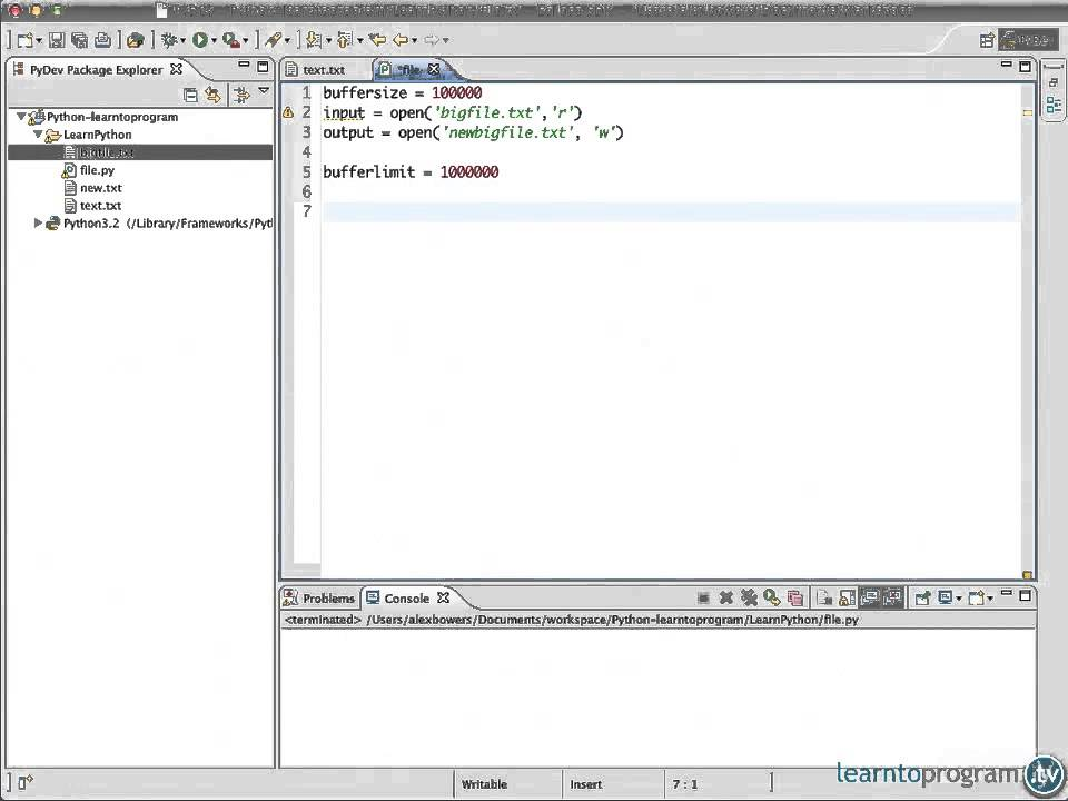 Writing Data To A Text File In Python