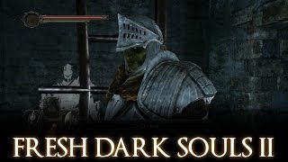 Dark Souls 2 Gameplay Preview - Voice Chat? Matchmaking?