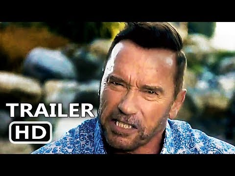 KILLING GUNTHER Official Trailer (2017) Arnold Schwarzenegger, Action, Comedy Movie HD