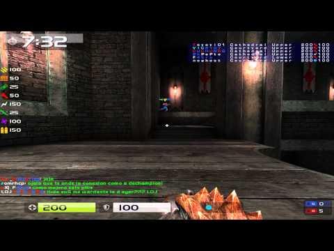 Quake Live: Quake Live Argentina Clan Arena Blackcathedral