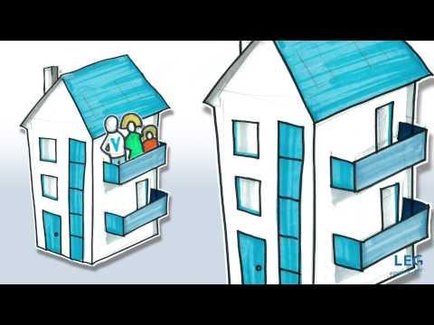 Mannheim: Rheinau - voll möblierte 1 Zimmer-Dachwohnung am Badesee für Singles & Paare! von YouTube · Dauer:  48 Sekunden