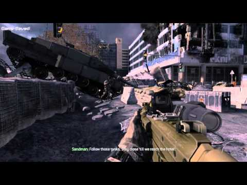 Call of Duty Modern Warfare 3 Act III: Scorched Earth HD (GAMEPLAY VIDEO)