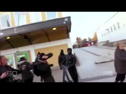 Permobilmannen i Rinkeby