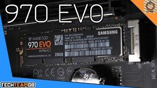 Samsung 970 ево м. вбудований 2 Огляд SSD-накопичувач