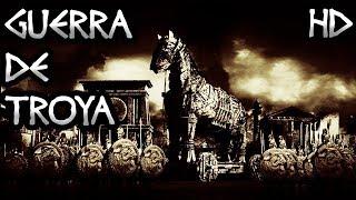 HISTORIA y MITO de TROYA (Historia completa)   MITOLOGÍA GRIEGA   Sello Arcano