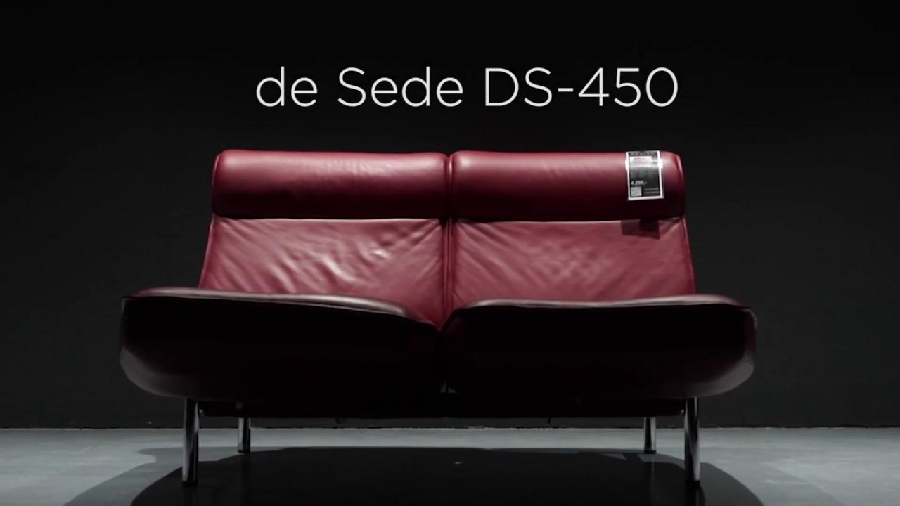 De sede ds 450 revive interior showroom youtube - De sede showroom ...