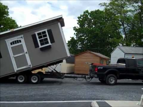 Portable 1 5 Story With Loft 12x20 New England Garage