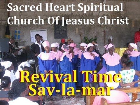 Sav-la-mar Revival Time