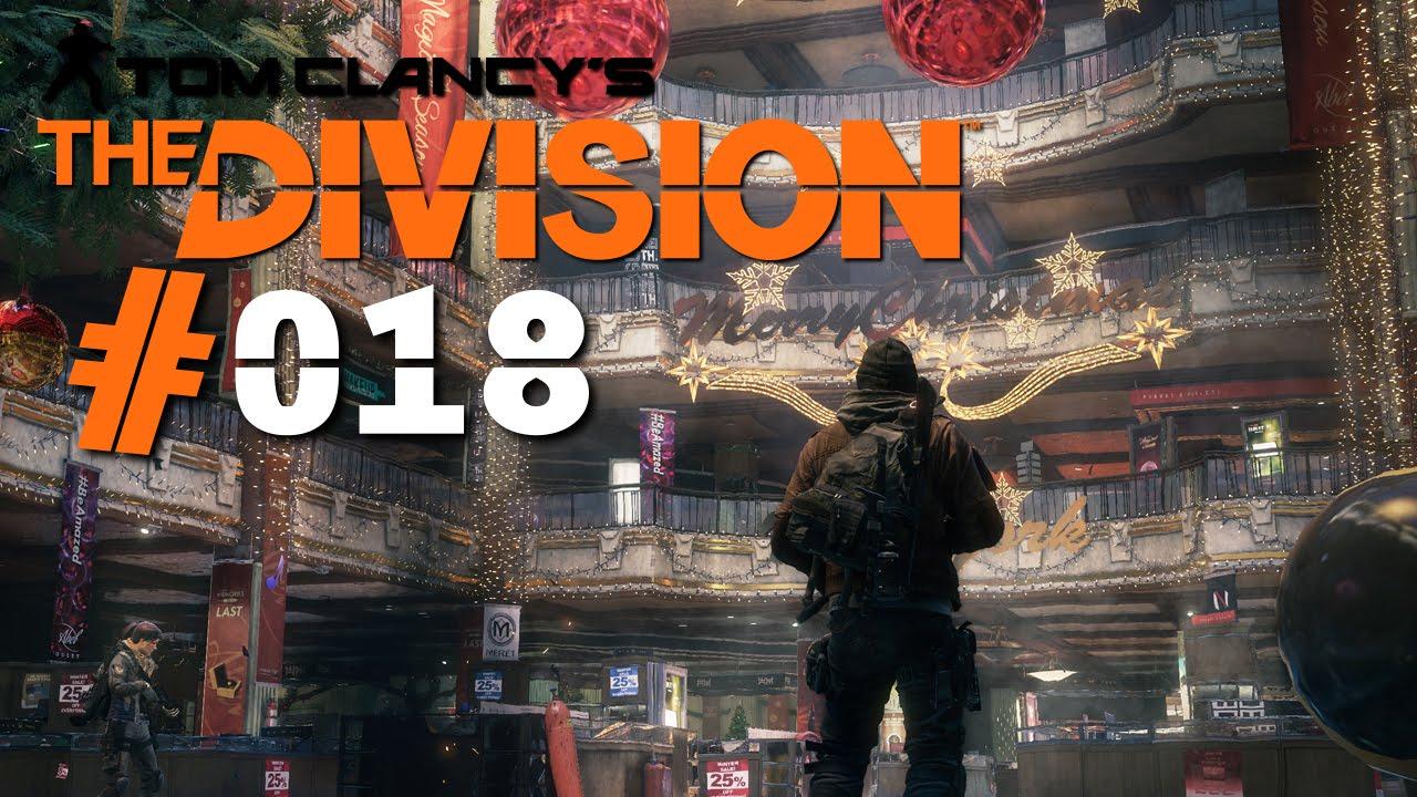 The Division Gameplay Deutsch