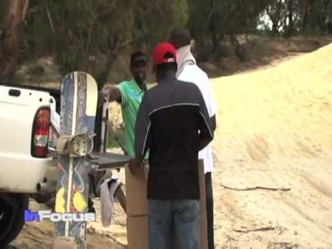South Africa Mine Dumps