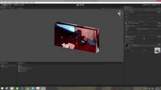 Unity Урок 8 Видеотекстура