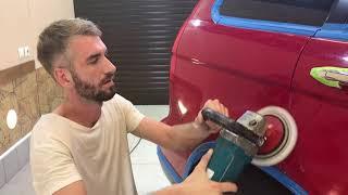 Детейлинг Полировка автомобиля  с чего складывается цена