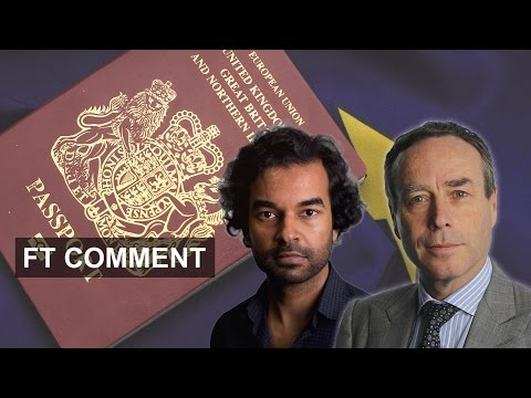 Immigration top card for Brexit campaign | FT Comment