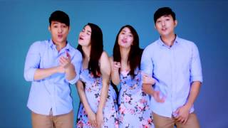 Repeat youtube video Closer Cover by 4EVR (TWIN COUPLES)