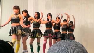 原駅ステージA ◎Let`s Breakin` out 昭島モリタウン 2部 2016.03.31 デ...