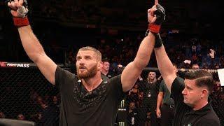 UFC SP: Entrevista de octógono com Jan Blachowicz e Ronaldo Jacaré