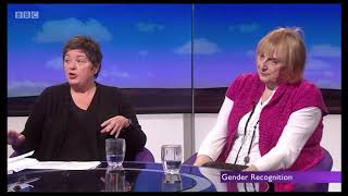 Daily Politics - Gender Self ID - Julie Bindel