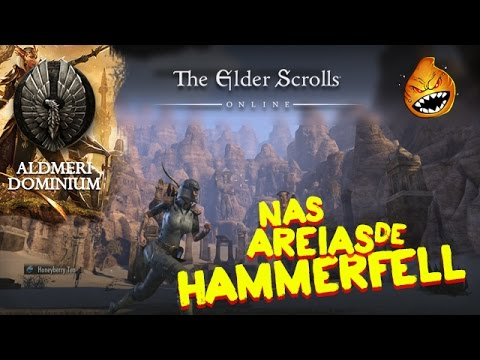 Hammerfell Eso