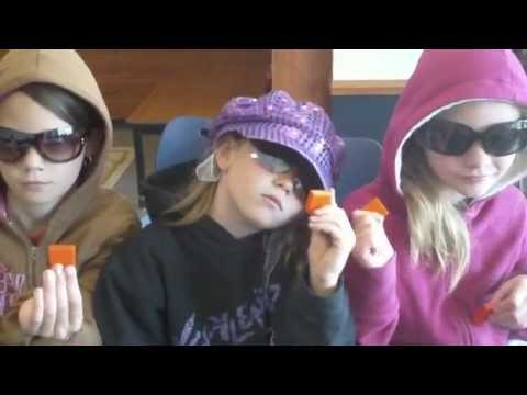 The Geometry Rap Math Song 2nd Grade
