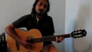 Mandaara Cheppundo - Dasharadham - Johnson - Vocal Guitar Malayalam Song Unplugged