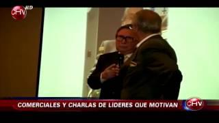 Conferencias Motivacionales Canitrot y Zañartu - Nota de Chilevisión