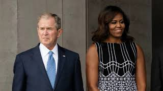 Highlights of President George Bush's Funeral